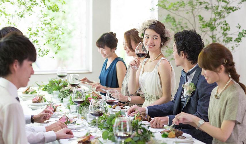 【挙式まるごと¥0】 美食コースを無料試食*BIG特典付フェア