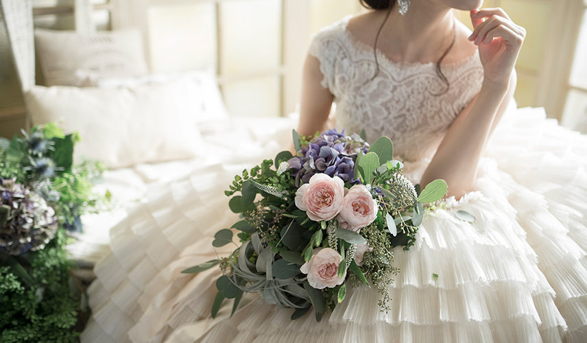北海道初上陸ブランド×人気ドレスで花嫁体験★試着相談会