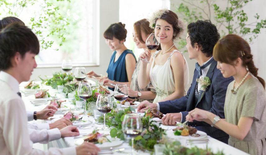 【8名~OK★】 少人数婚をお考えの方に♪森の一軒家をすべて貸切×贅沢美食でゲストをおもてなし