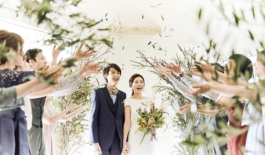 【先着5組限定!】2020年1・2月のご婚礼を0円で叶える!Thankfulプラン